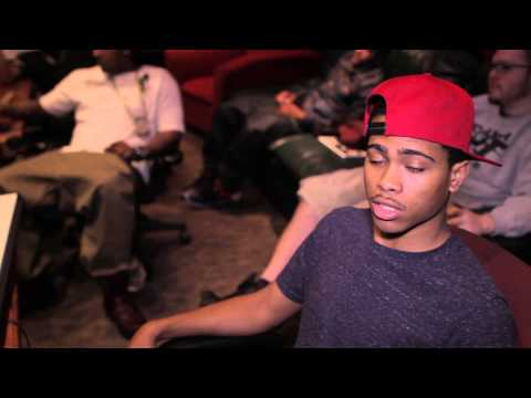 Studio Life: Childish Major in the Lab with LEP. Speaks on