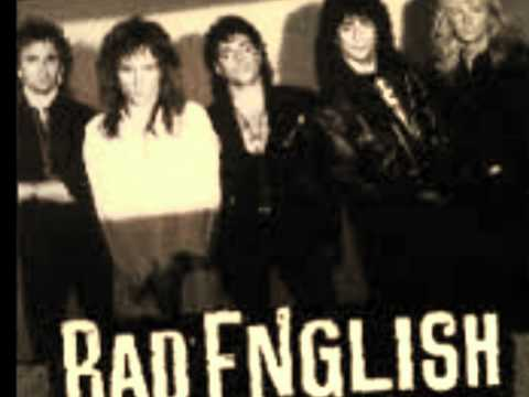 Bad English - Dancing Off The Edge of The World