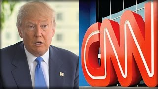 download CNN IS IN RUINS: LOOK WHAT TRUMP JUST DID TO DESTROY THEM THIS MORNING Video
