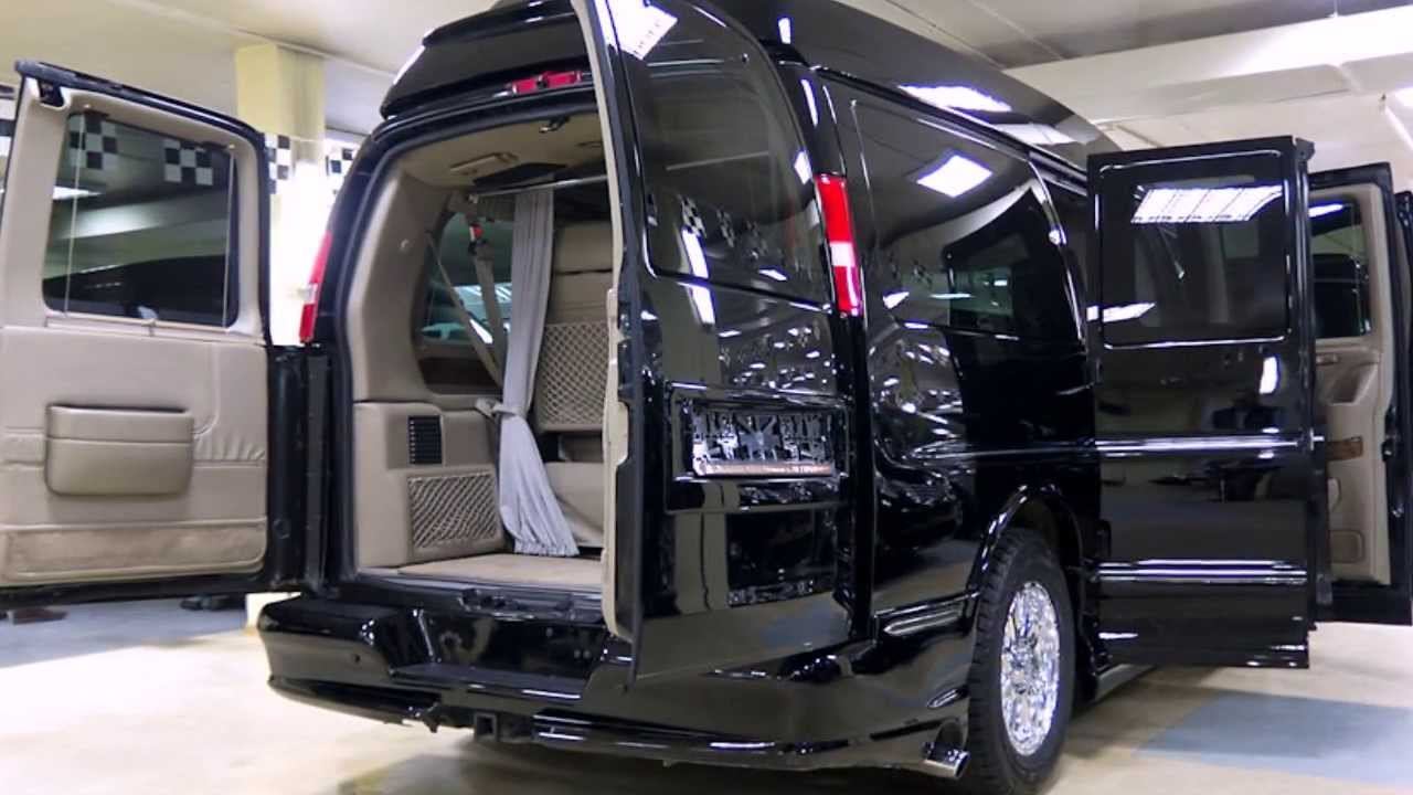 Chevy Express 2500 2014 Chevrolet Express AWD Limited W - YouTube