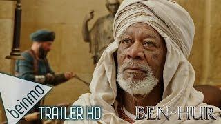Ben-Hur Official Trailer (2016) Jack Huston, Morgan Freeman Epic Drama Movie