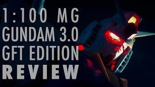1/100 MG RX-78-2 Gundam Ver. 3.0 GFT (Gundam Front Tokyo) | REVIEW