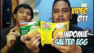 V11 I Indomie Salted Egg pake Nasi