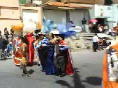 CARNAVAL DE PUEBAL HUEHUES CUADRILLA ILLESCAS Y AMIGOS 2012.3gp