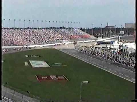 Geoff Bodine Daytona Crash Home Video Longer Version Video