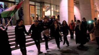 Occupy AIPAC; Congress Groveled, We Danced.