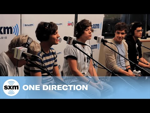 One Direction more Than This Live On Siriusxm video