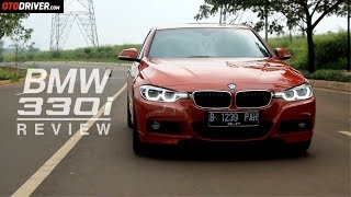 BMW Seri-3 2016 Review Indonesia | OtoDriver | Supported by GIIAS 2016