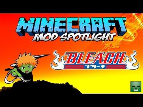 Minecraft Mods: Bleach [Forge][1.6.4/1.7.2]