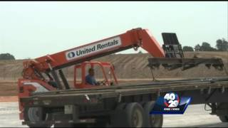 Construction begins on new high rise  in Rogers