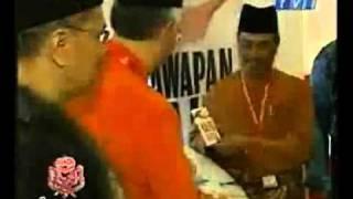 Majlis Memperkenalkan Buku Jawapan Najib di Berita Wilayah TV1