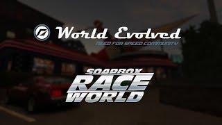 NFS World Evolved. Ответы разработчиков #1