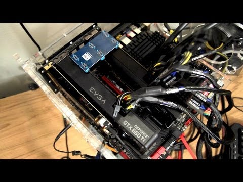 NVIDIA GTX 660 Ti 2-Way SLI Performance Review & Benchmarks (EVGA & PNY)