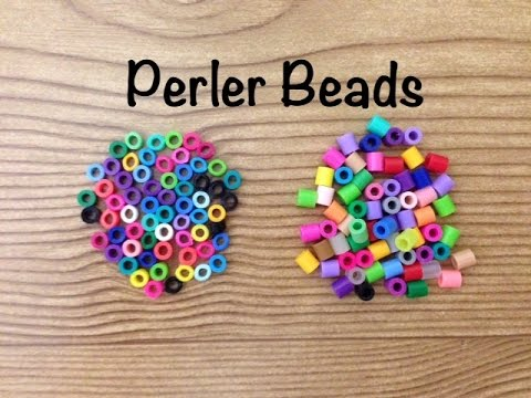Perler Bead and Hama Bead Tips: How To for Rainbow loom