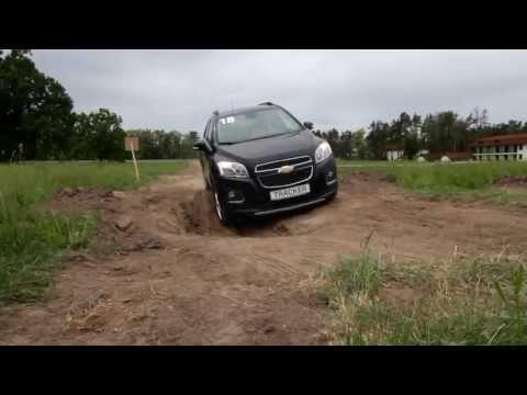 Тест Chevrolet Tracker от АвтоПортала
