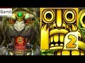 TEMPLE RUN 2 IN Real Life Game with Superman - Funny Videos with live Gertit's Jumps