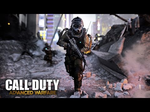 Call Of Duty Advanced Warfare Multiplayer Gameplay - Advanced Warfare Review - W/ The Stream Team