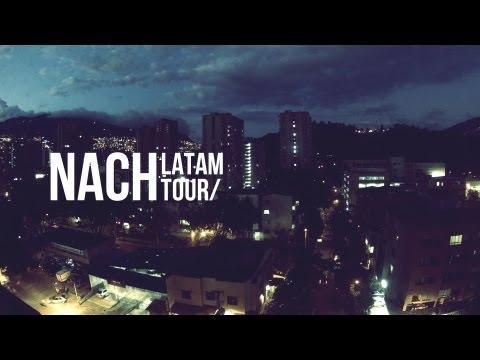 Nach - Dedicado a LatinoAmérica (Latam Tour)