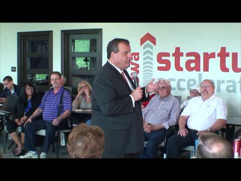 Chris Christie in Cedar Rapids (Again)
