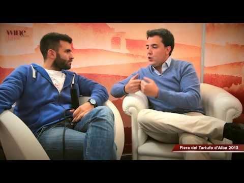 Alba Truffle Fair 2013 - Talk - Nicola Oberto