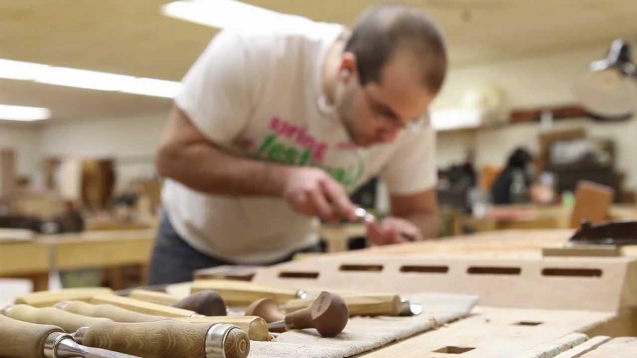 rit woodworking furniture design