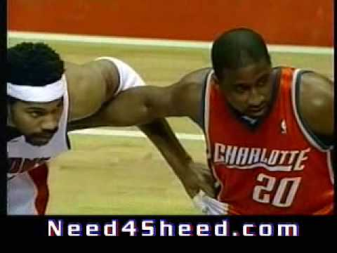 Rasheed Wallace: Trash Talking Video