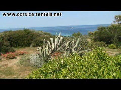 Korsika - Granica