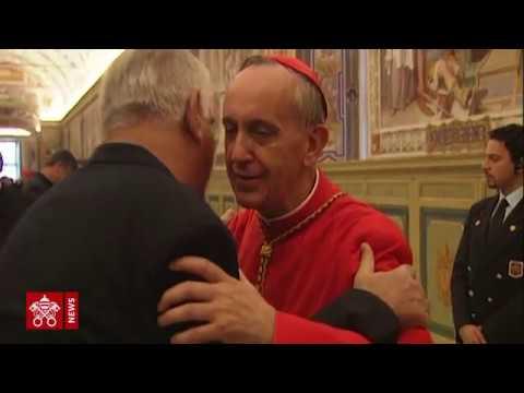 Anniversario creazione a cardinale di Jorge Mario Bergoglio 21-02-2018