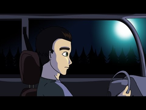 True Pizza Delivery Horror Stories Animated   Mr. Nightmare