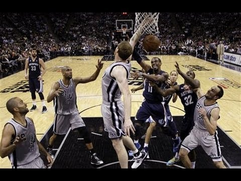 San antonio spurs vs memphis grizzlies post game 1 analysis 5/20/2013