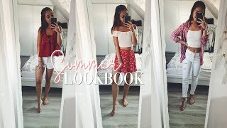 Back to school SUMMER LOOKBOOK ▹ Zaramiraa ♡