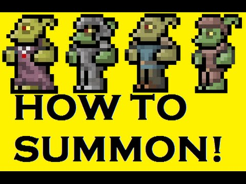 how to find the goblin in terraria 1.3.4
