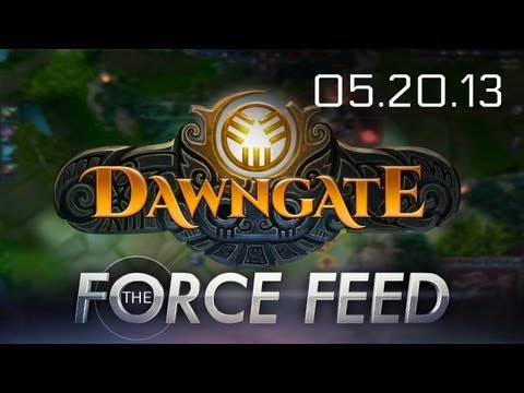 The Force Feed - EA's MOBA Dawngate Tries New Things