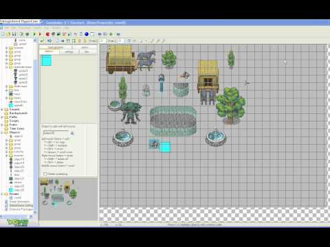 Game Maker Brunnen Und Kutschen Gm 8.1 Mit Donlod Link video
