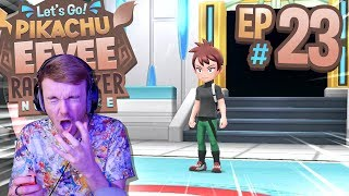 THE FINALE. (POKEMON LET'S GO PIKACHU & EEVEE RANDOMIZER NUZLOCKE #23)