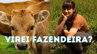 A VERDADE SOBRE A MINHA FAZENDA! | SAINDO DO FORNO
