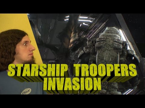 Starship Troopers Invasion Review