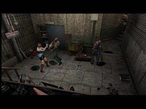 Dolphin Emulator 4.0.2   Resident Evil 3: Nemesis [1080p HD]   Nintendo GameCube