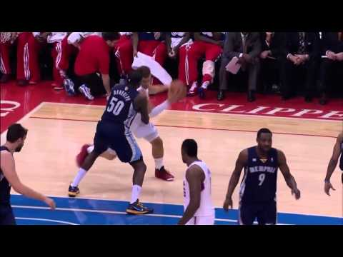 Blake Griffin 21 Points Full Highlights Game 2 vs Memphis Grizzlies - 2013 Playoffs