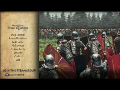 Обзор мода Mount and Blade: Warband. Bellum Imperii