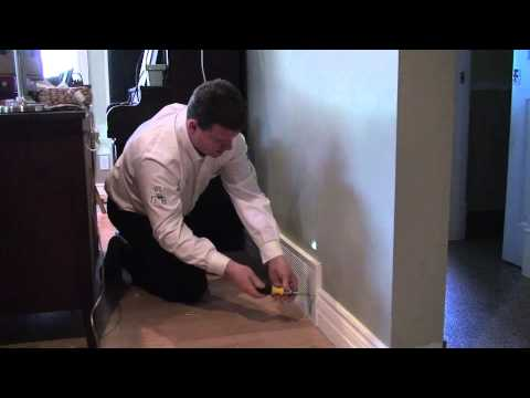 Cold Air Return Vent | Furnace and Duct Cleaning | Acclaimed! Furnace Edmonton
