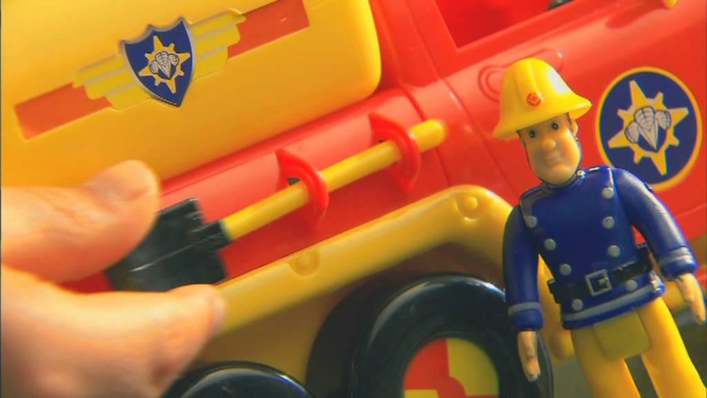 Sam Toys r us Smyths Toys Fireman Sam