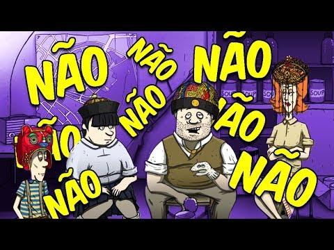 FALEI NÃO PRA TUDO E AINDA GANHEI! | 60 Seconds!