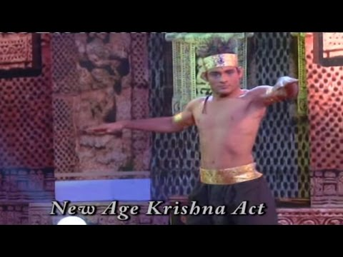 Hari New Age Krishna Act video
