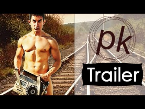 PK Official TEASER ft Aamir Khan Anushka Sharma RELEASES | PK...