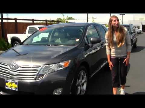 Virtual Walk Around Video of a 2009 Toyota Venza at Titus Will Toyota in Tacoma