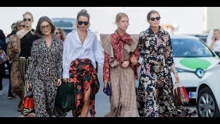 Fashion style and trends for 2018