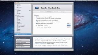 Mac OS 10.7 Lion Server Part 4: SSL Certificates