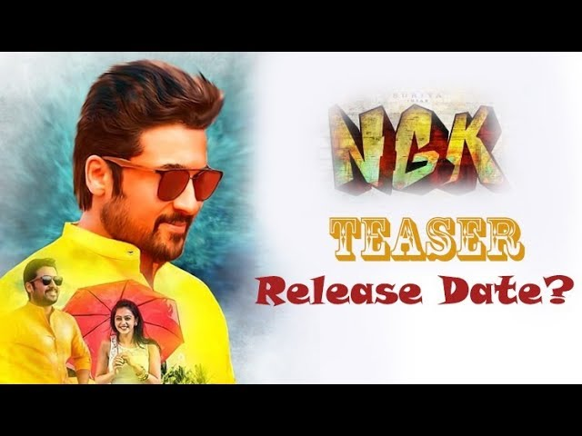Ngk Official Teaser : Release Date | Suriya Latest | Vijay| Thala ajith| Thalapathy 62| Viswasam