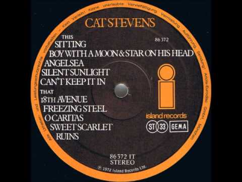 Cat Stevens -- Catch Bull At Four - Boy With A Moon & Star On His Head